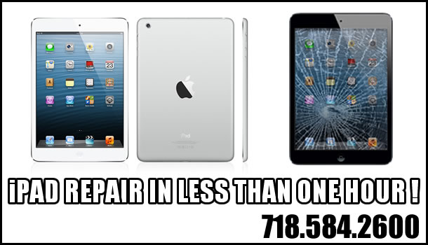 iPad Repair Services, Computer Settings, Inc.