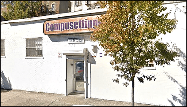 4505 Park Avenue, Bronx NY 10457 Computer Settings, Inc.