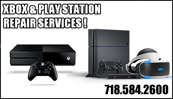 Xbox and Play Station Repair Services, Computer Settings, Inc.