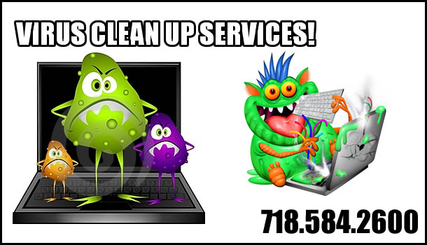 VIRUS CLEANUP SERVICES COMPUSETTINGS, INC.