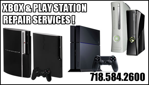 XBOX AND PS REPAIR