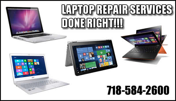 Laptop Repair in the Bronx